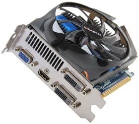 GeForce GTX 650 Ti с 1 и 2 Gb