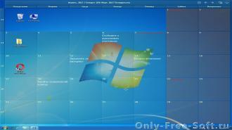 DesktopCal Windows Calendar