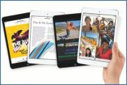 Начато производство новых iPad